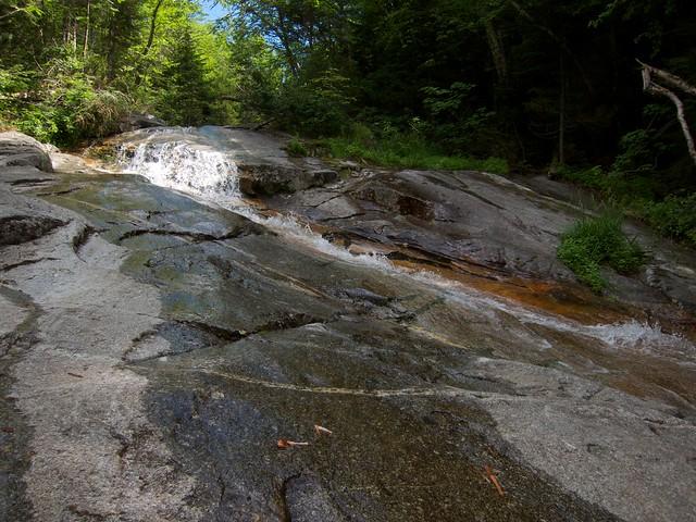 0:56:43 (16%): waterfall hiking newhampshire whitemountains franconianotch mtlafayette fallingwaterstrail mtlincoln franconiarange