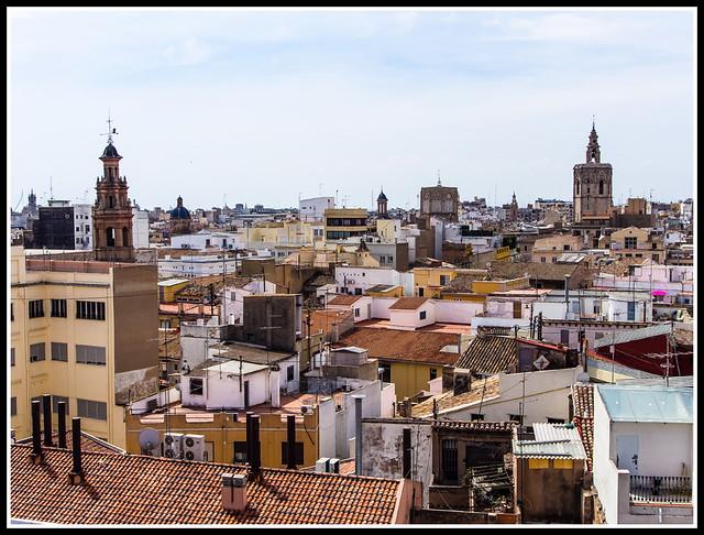 Tejados de Valencia