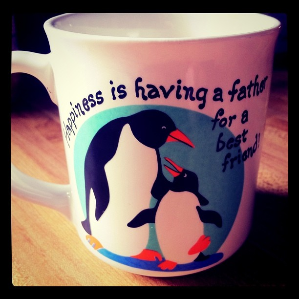 Good coffee mug for today. Happy Father's Day! | Brandon Zeman ...