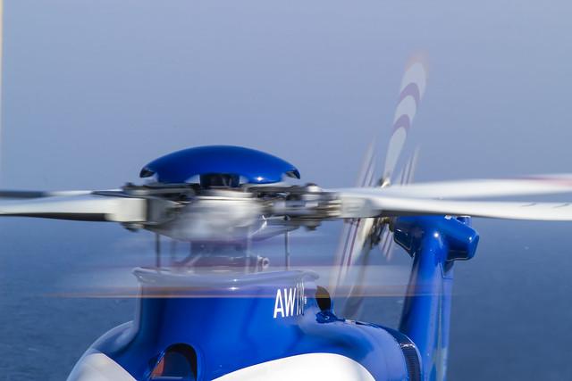 AW139 Blades