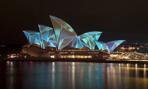 Sydney Opera House | by swampa