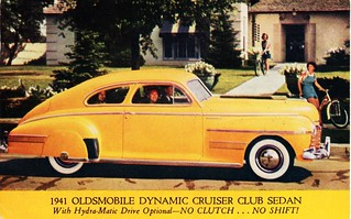 1941 Oldsmobile Dynamic Cruiser Club Sedan | by aldenjewell