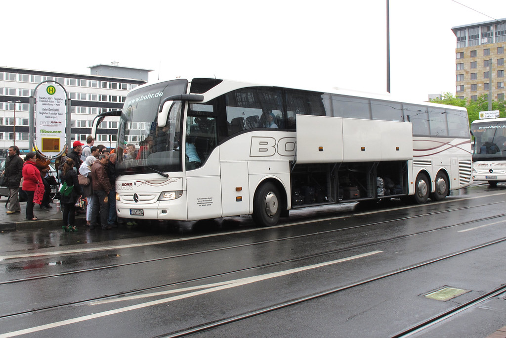 Bus From Frankfurt To Hahn Airport