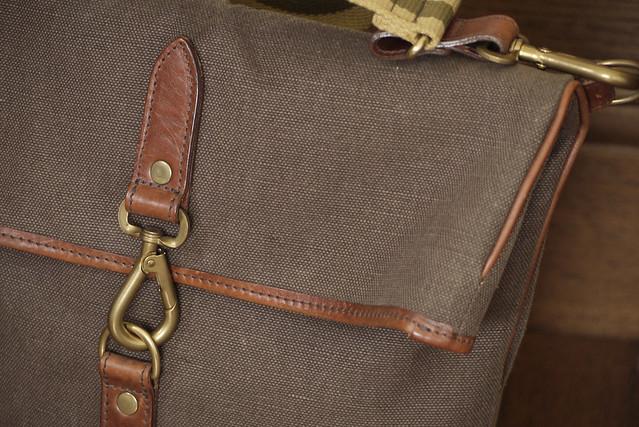 """"""" J&M DAVIDSON """" Messenger Bag. 2007, United Kingdom"""