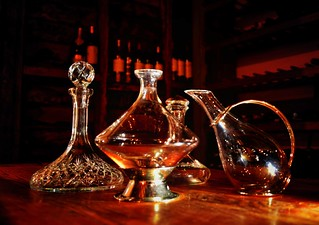 Wine Decanters | by Rod Waddington