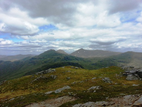 50 - Ben more and stob binnen from bac 2 | by MekonVengence
