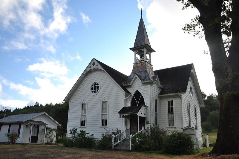 Calapooia Church