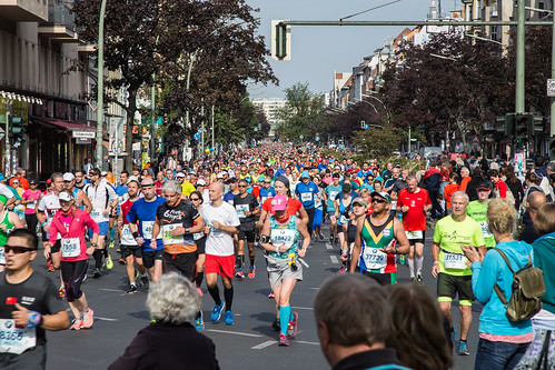 Berlin Marathon 2016 | by mw238