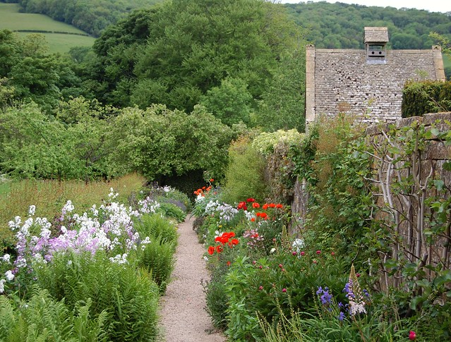 The National Trust Garden at Snowshill Manor