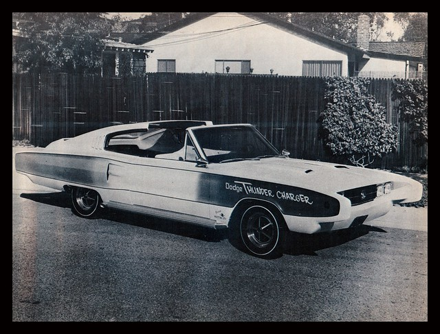 Thunder Charger, 1967