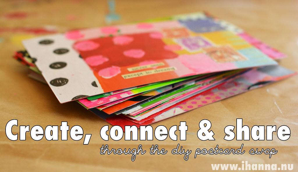 Swap Slogan: Create, connect & share