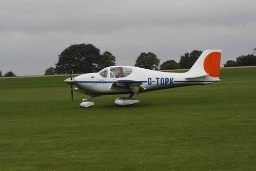G-TOPK Europa XS [PFA 247-14193] Sywell