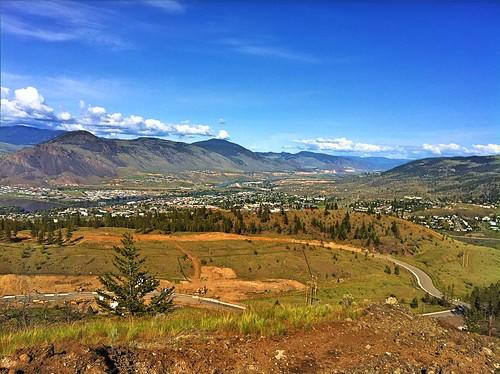 Kamloops Valley   by keepitsurreal