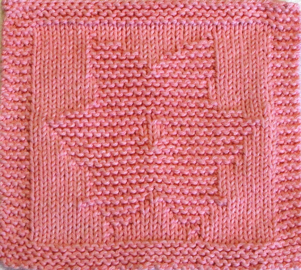 Knitting Cloth Pattern Lotus Flower Pdf Pattern Includ Flickr