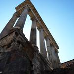 Temple of Saturn (Explored)