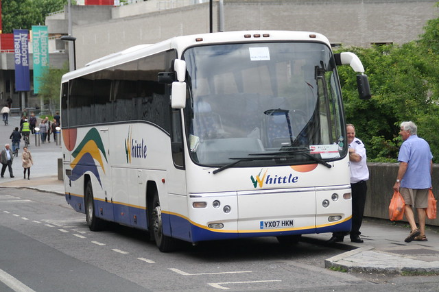YX07HKM Whittle