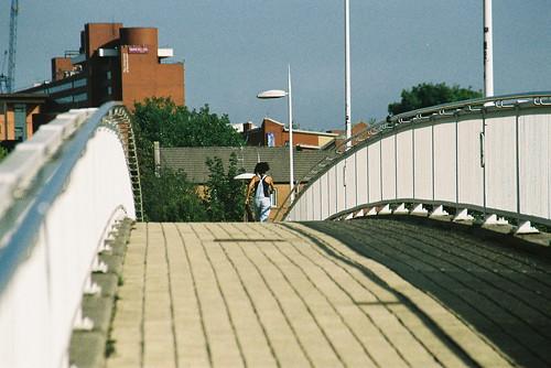 Epping Walk Bridge Hulme