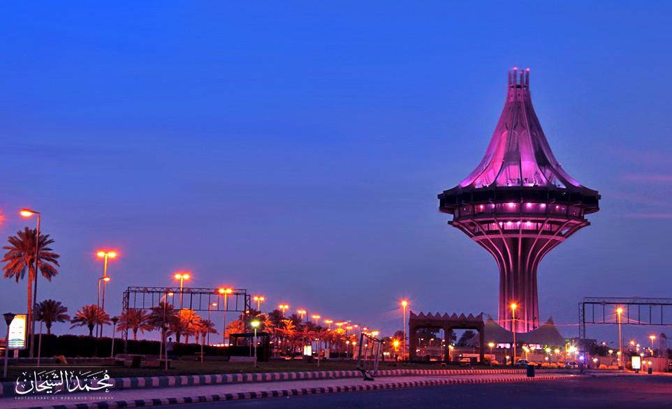 برج الخرج البرج الأشهب معلم أهالي الخرج محمد الشيحان Flickr