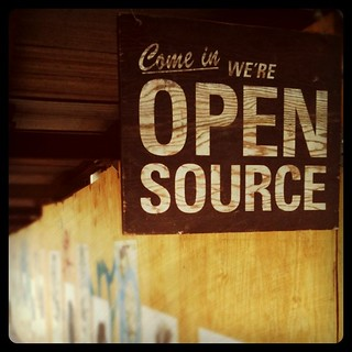 Come in we're open source. | by timaoutloud