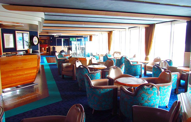 Paradis, Deck 8, MS Midnatsol, Hurtigruten, Norway