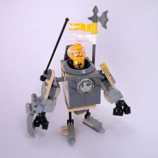 Hardsuit 001: The Honey Badger