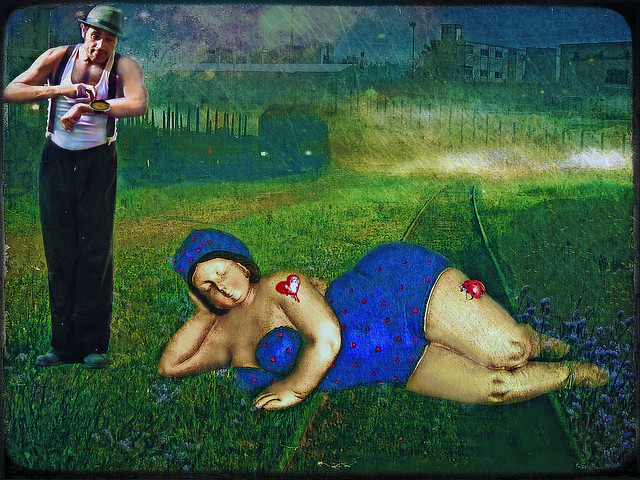 Bubba and Anna Karenina