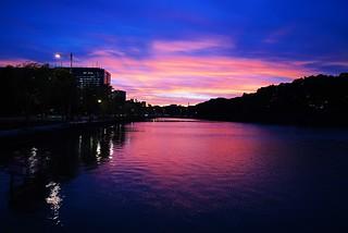 Sunset@Yurakuchou_Tokyo_01