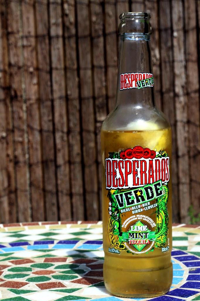 Desperados Verde Hans Buwalda Flickr