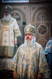 Литургия в Софийском соборе 370