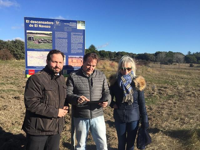 La Comunidad ofrece más de 130 sendas para disfrutar y descubrir el patrimonio natural de la región