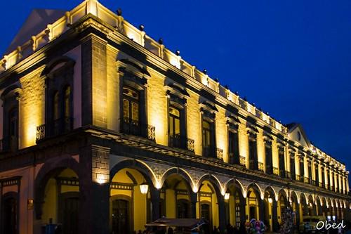 Palacio Municipal de Zacatlán. Puebla, México.