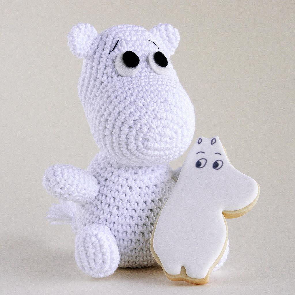 Ravelry: Moomin™ pattern by Irene Strange | 1024x1024