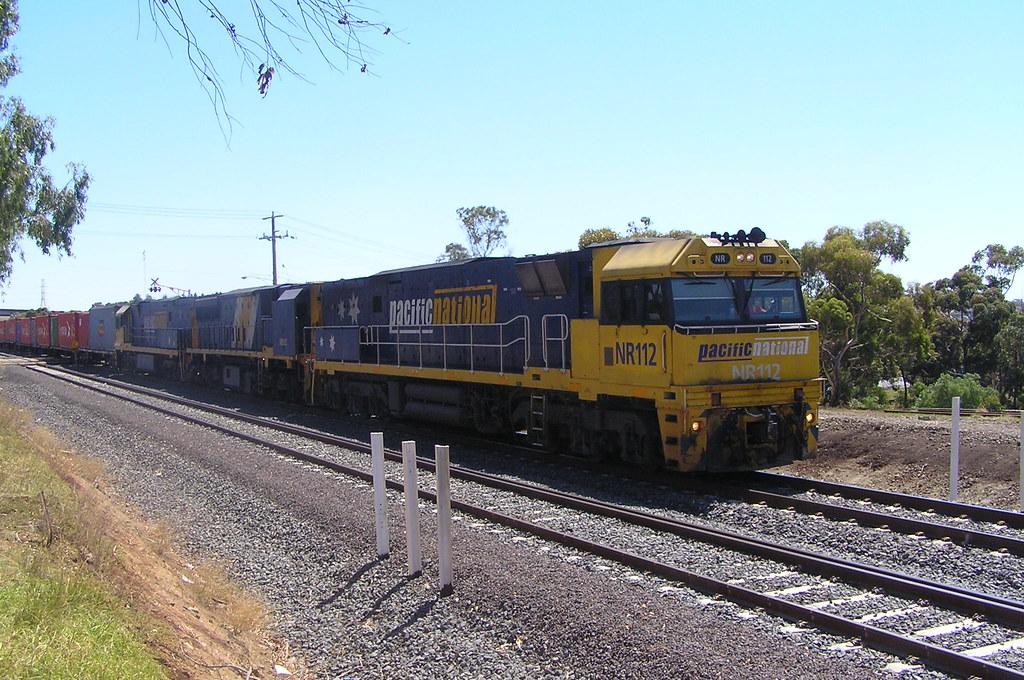 NR112-XRB562-NR58 Northern Geelong by Shaun Turner