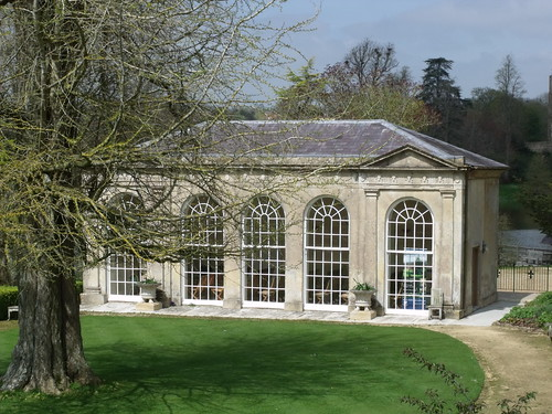 Sherborne Castle & Lakeside Gardens - Greenhouse / The Ora ...