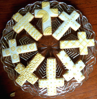 First Communion Cookies | by kelleyhart