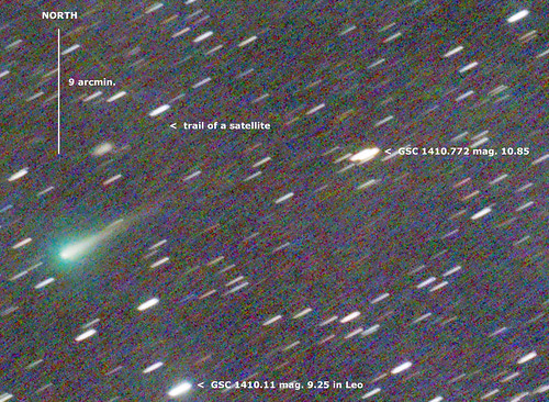 C/2012 S1 ISON with RH200f3 October 5, 2013UTC | by hirocun