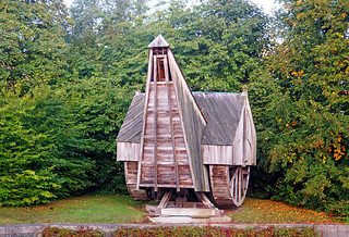 Belgium-6313 - Treadmill Crane