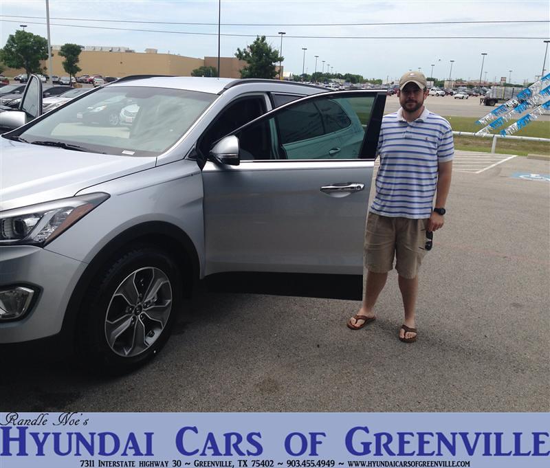 Hyundai Greenville Sc: #HappyAnniversary To Clark Chance On Your 2014 #Hyundai #S