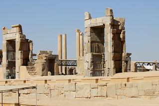Remains Of Persepolis Only Remains Left Orintishka Fotoexpress Flickr