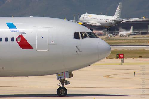 Boeing 767-323ER N380AN @lebl | by Daniel Pacheco lebl