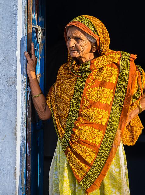 Gujarat woman