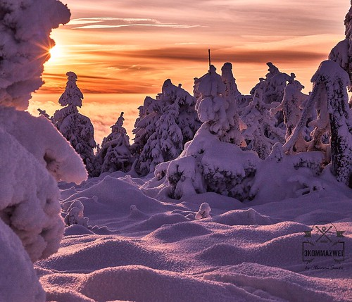 3kommazwei clouds 50mm canon nationalpark landschaft landscape natur nature mountain brocken ilsenburg harz snow