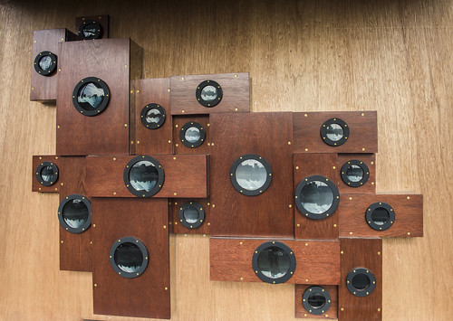Pinhole Camera Wall