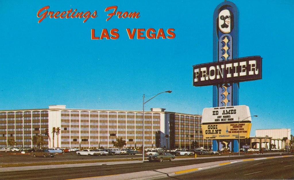 Frontier Hotel Las Vegas