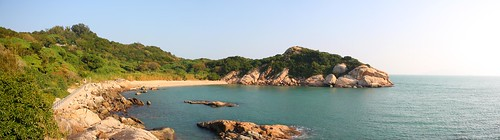 Pak Tso Wan Beach   by benjaminpeng