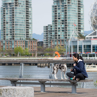 Science World and Seawall | by thegarvanator