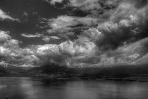 Great Prespa in black and white | by ioarvanit