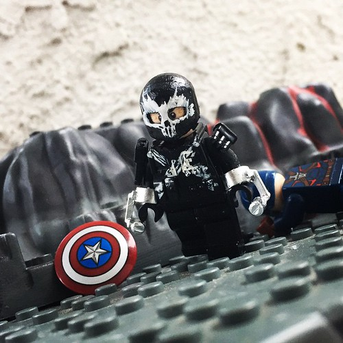 Lego Civil War movie