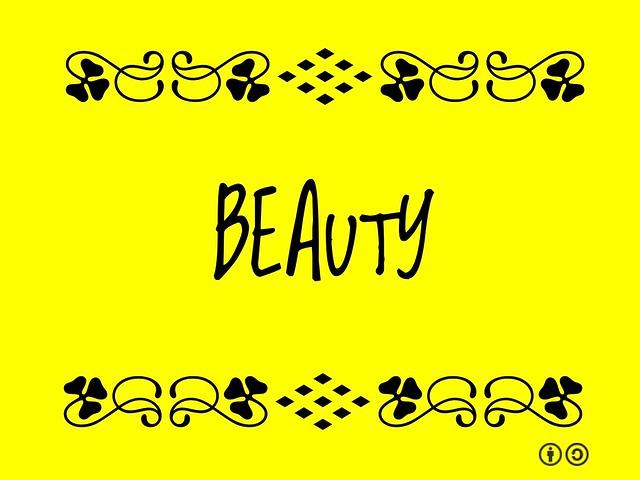 Buzzword Bingo: Beauty