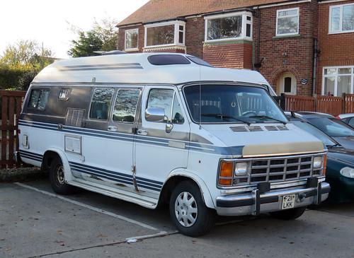 1989 Dodge Xplorer Camper | by Spottedlaurel